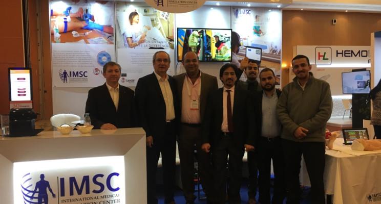 Participation de l'IMSC à la SMAR 2017