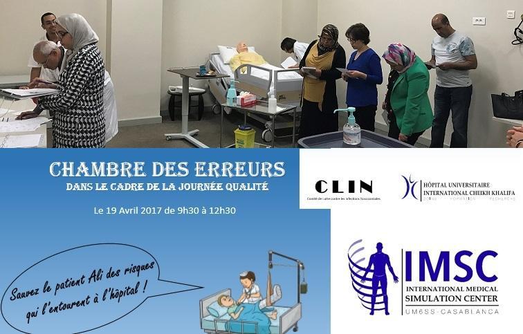 la journée qualité de l'Hôpital Universitaire International Cheikh Khalifa,