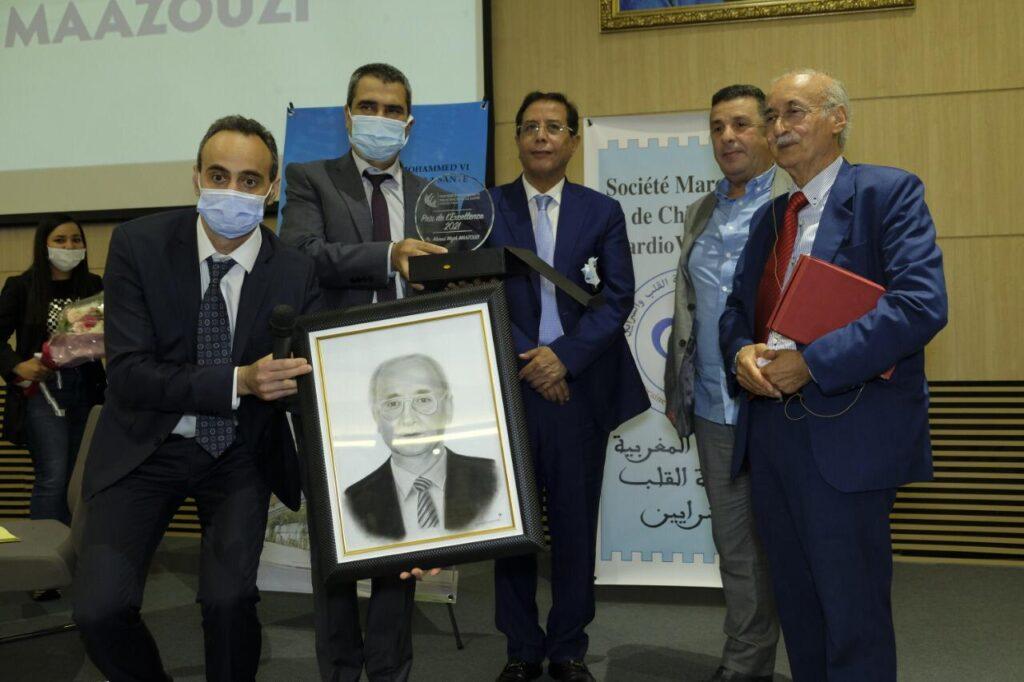 la 2ème édition du Junior Surgery Masterclass sous le thème « l'Innovation en Chirurgie Cardio-Vasculaire »